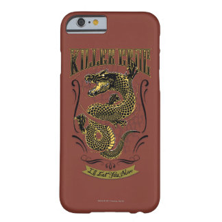 Coque Barely There iPhone 6 Tatouage de Croc de tueur du peloton | de suicide