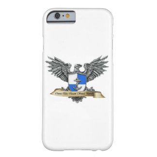 Coque Barely There iPhone 6 Téléphone d'Arkadia