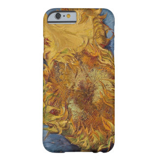 Coque Barely There iPhone 6 Tournesols de Vincent van Gogh |, 1887