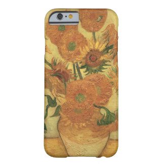 Coque Barely There iPhone 6 Tournesols de Vincent van Gogh |, 1889
