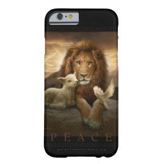 Coque Barely There iPhone 6 TRINITÉ de cas de téléphone de la PAIX 6/6s à