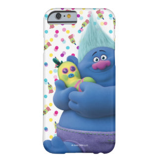 Coque Barely There iPhone 6 Tube et M. Dinkles des trolls |