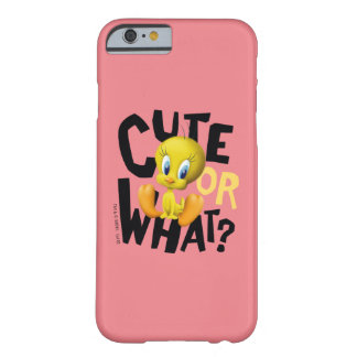 Coque Barely There iPhone 6 TWEETY™- mignon ou ce qui ?