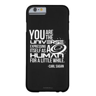 Coque Barely There iPhone 6 Univers humain