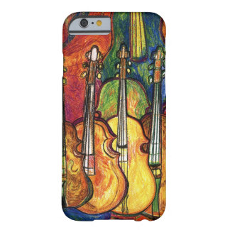 Coque Barely There iPhone 6 Violons