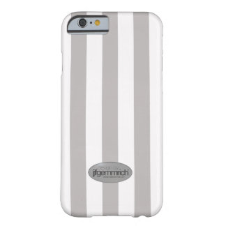 """Coque Barely There iPhone 6 """"Warm Grey"""" Lines"""