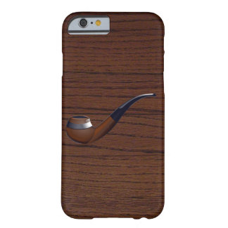 Coque Barely There iPhone 6 Wood Pipe Iphone 6 case