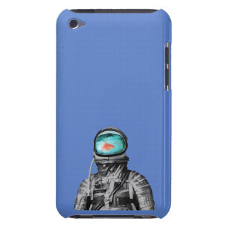 Coque Barely There iPod Art d'astronaute d'imaginaire