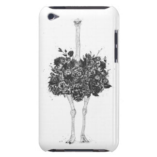 Coque Barely There iPod Autruche florale