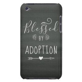 Coque Barely There iPod Béni par adoption - l'accueil, adoptent le cadeau
