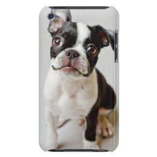 Coque Barely There iPod Boston Terrier