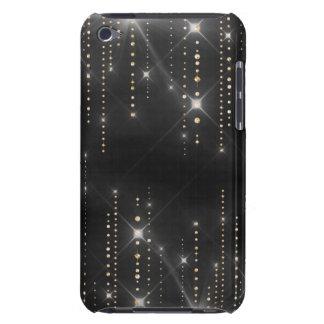 Coque Barely There iPod Caisse de confettis d'étincelle