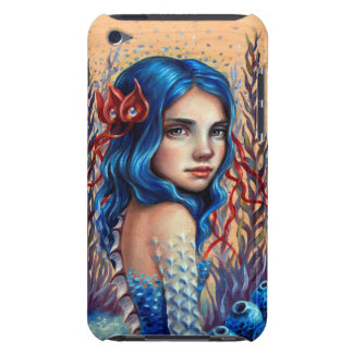 Coque Barely There iPod Indigo