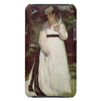 Coque Barely There iPod Pierre un portrait de Renoir   de Lise