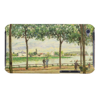 Coque Barely There iPod Rue d'Alfred Sisley | des chataîgners