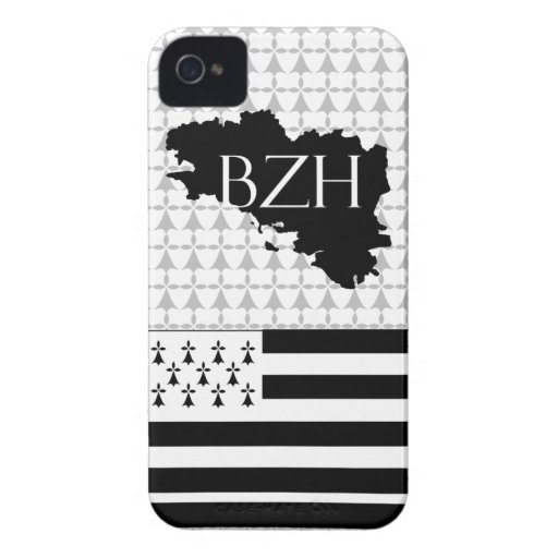 coque barely there pour iPhone 4 /4S breizh Coques iPhone 4