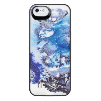 Coque Batterie Pour iPhone SE/5/5s Abrégé sur bleu de méthylène