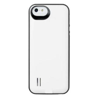 Coque Batterie Pour iPhone SE/5/5s Caisse de batterie rare de galerie de puissance de