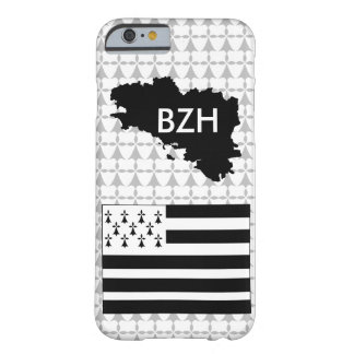 Coque bzh pour les breizh lovers coque iPhone 6 barely there