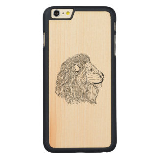 COQUE CARVED® EN ÉRABLE POUR iPhone 6 PLUS CASE