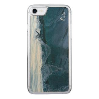 Coque Carved iPhone 8/7 Aloha bois - iPhone 7/8 cas