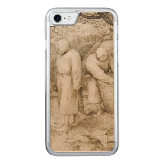 Coque Carved iPhone 8/7 Apiculteurs par Pieter Bruegel l'aîné