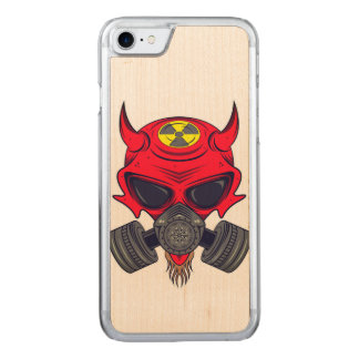 Coque Carved iPhone 8/7 Galopin de retombées radioactives