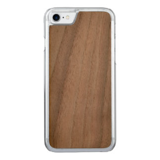 Coque Carved iPhone 8/7 Noix mince découpée de cas de l'iPhone 7