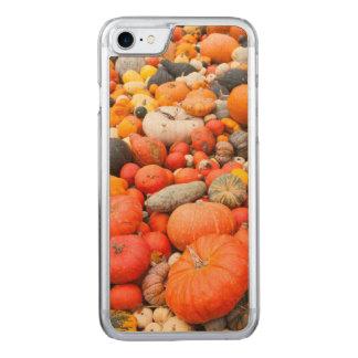 Coque Carved iPhone 8/7 Variété de courge à vendre, Allemagne