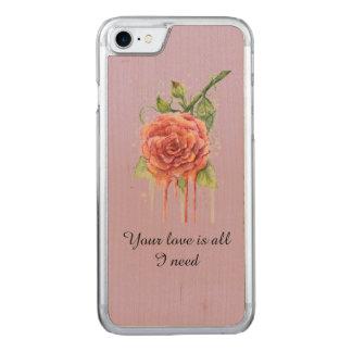 Coque Carved iPhone 8/7 Votre cas de téléphone d'amour