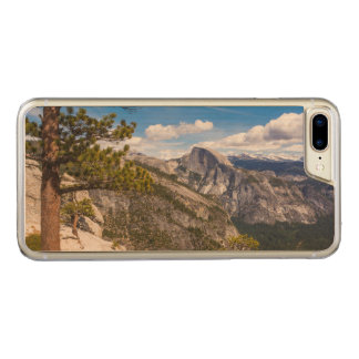 Coque Carved iPhone 8 Plus/7 Plus Demi de paysage de dôme, la Californie