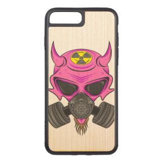 Coque Carved iPhone 8 Plus/7 Plus Galopin de retombées radioactives