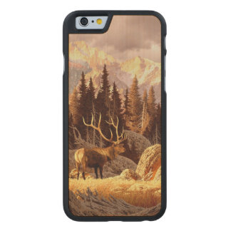 COQUE CARVED® SLIM iPhone 6 EN ÉRABLE