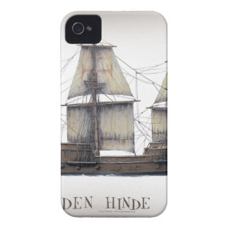 Coque Case-Mate iPhone 4 1578 Hinde d'or