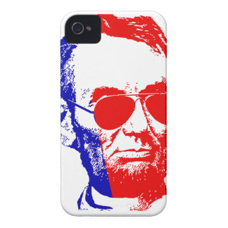Coque Case-Mate iPhone 4 Abraham Lincoln