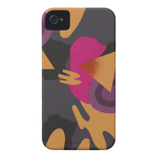 Coque Case-Mate iPhone 4 abstract-ETNIC-design pattern