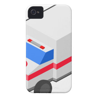 Coque Case-Mate iPhone 4 Ambulance