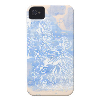 Coque Case-Mate iPhone 4 Angel&Cherub