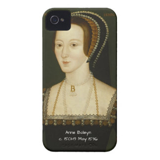 Coque Case-Mate iPhone 4 Anne Boleyn