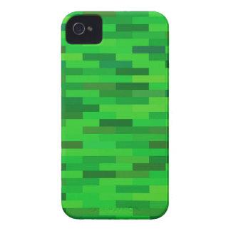 Coque Case-Mate iPhone 4 arrière - plan vert