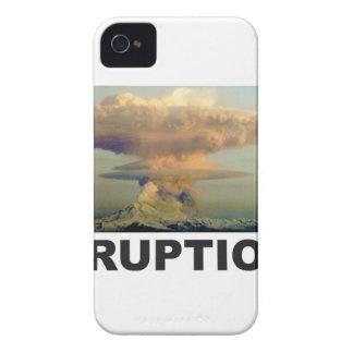 Coque Case-Mate iPhone 4 Art d'éruption