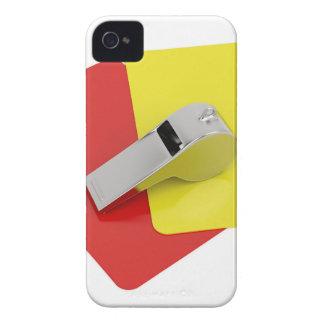 Coque Case-Mate iPhone 4 Attributs d'arbitre