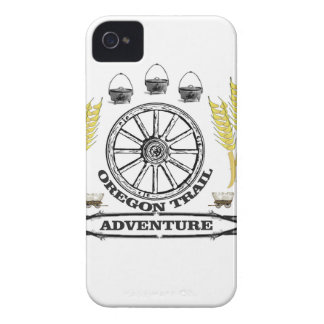 Coque Case-Mate iPhone 4 aventure de traînée de l'Orégon