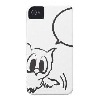 Coque Case-Mate iPhone 4 baby_owl.ai