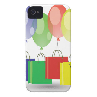 Coque Case-Mate iPhone 4 ballons