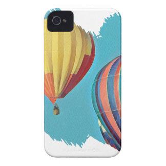 Coque Case-Mate iPhone 4 Ballons colorés 2