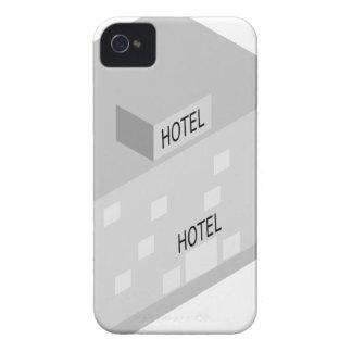 Coque Case-Mate iPhone 4 Bâtiment d'hôtel