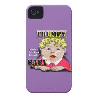 Coque Case-Mate iPhone 4 Bébé de Trumpy - cas de l'iPhone 4
