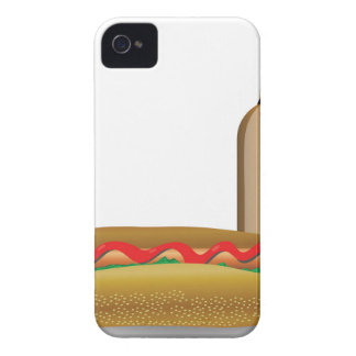 Coque Case-Mate iPhone 4 bière de hot-dog