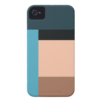 Coque Case-Mate iPhone 4 Bloc de couleur de crème glacée